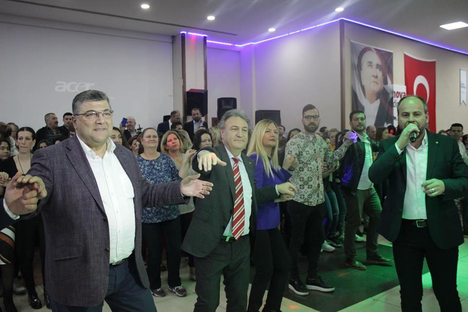 """İDUĞ, """"BORNOVA'DA RENKLER SOLMAYACAK"""
