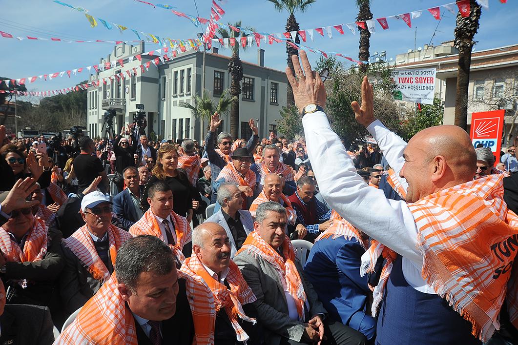 İzmir Kırsal Kalkınmanın Başkenti Olacak