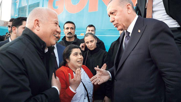 Cumhurbaşkanı Erdoğan ve Kutlu arasında 3600 ek gösterge diyaloğu