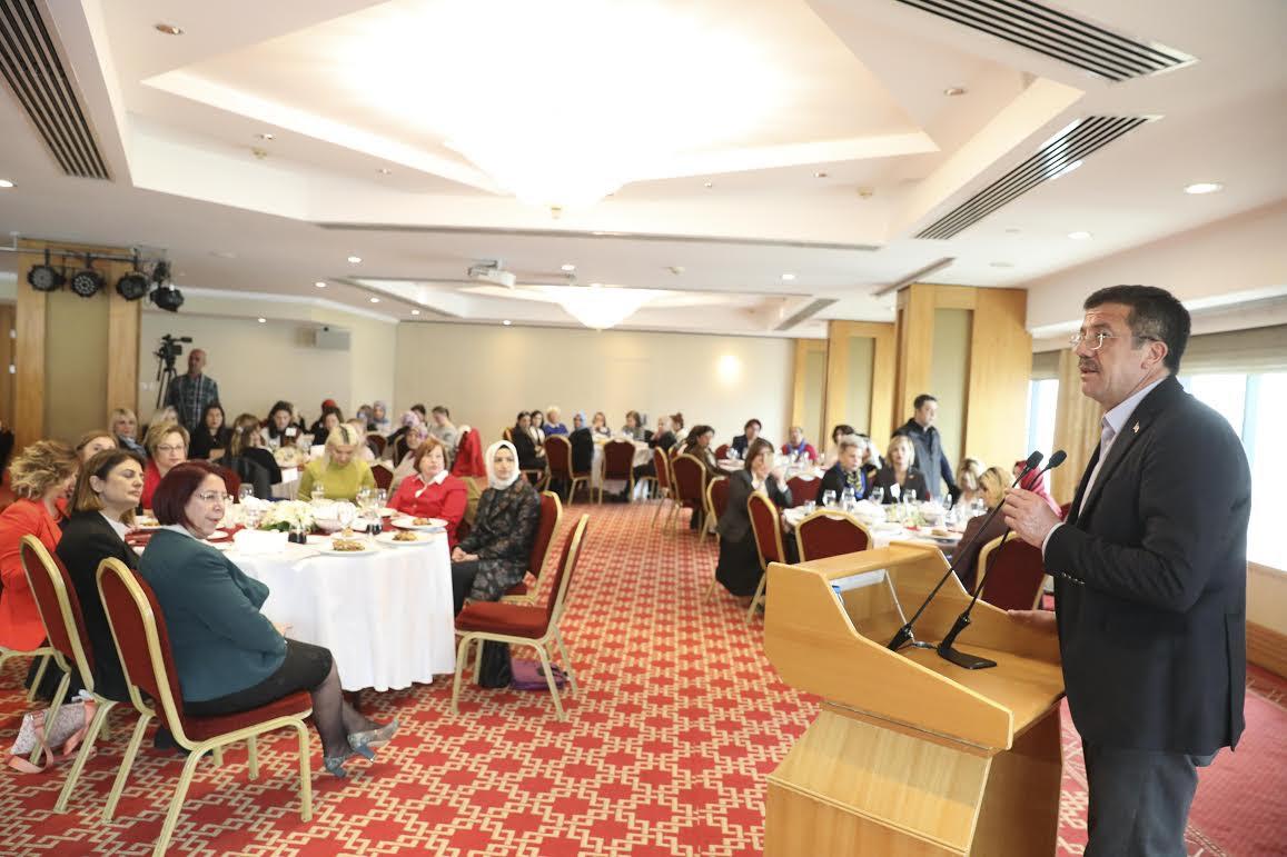 Zeybekci: En çok kadın aday bizde
