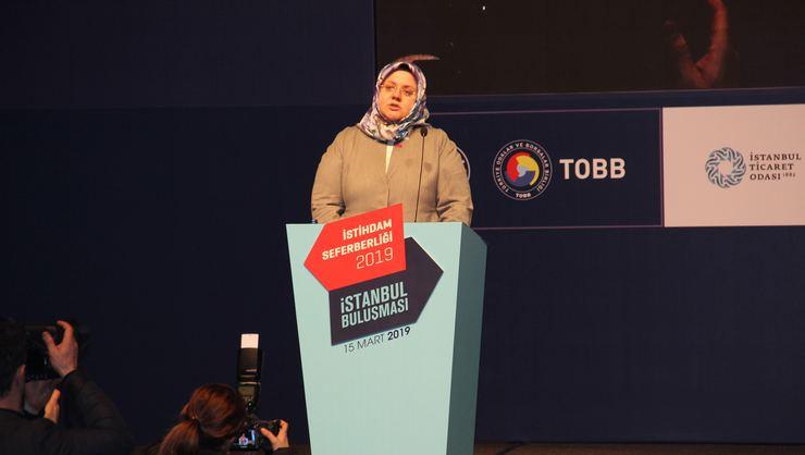 Çalışma Bakanı Selçuk destek paketlerini açıkladı
