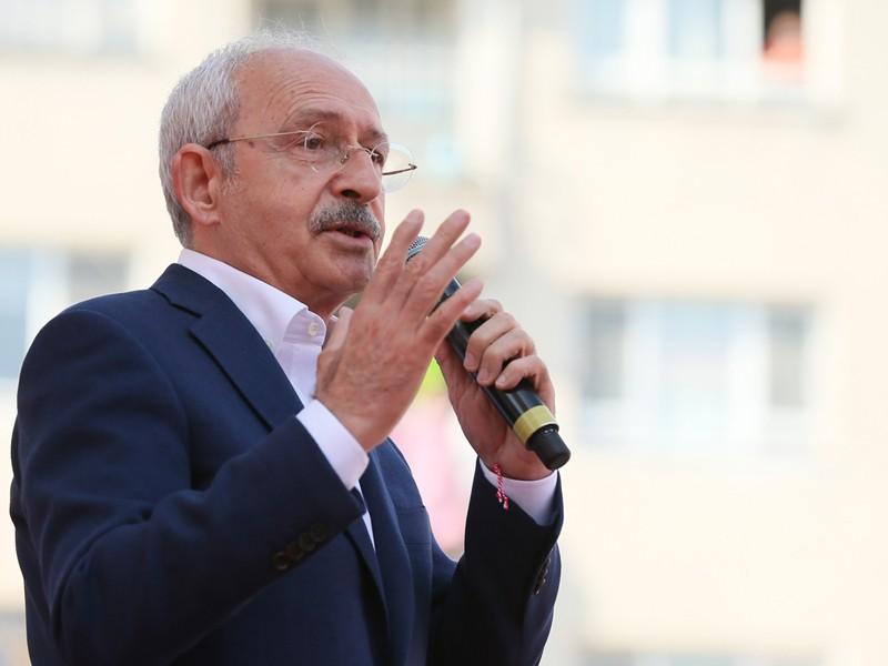 Kılıçdaroğlu:PKK terör örgütünün saldırdığı genel başkan kimdi