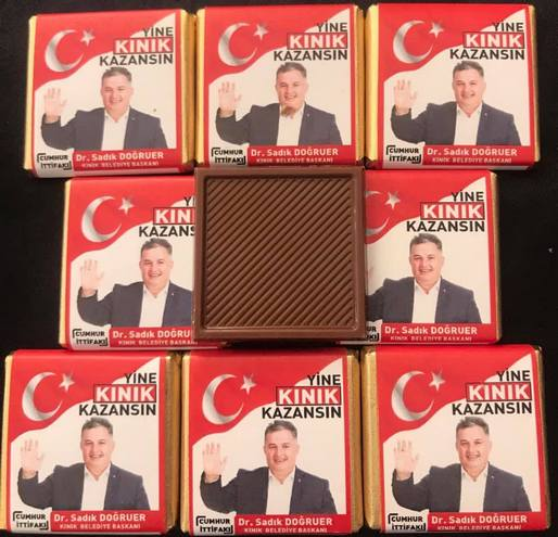 KINIK' A ÇİKOLATA FABRİKASI MÜJDESİ