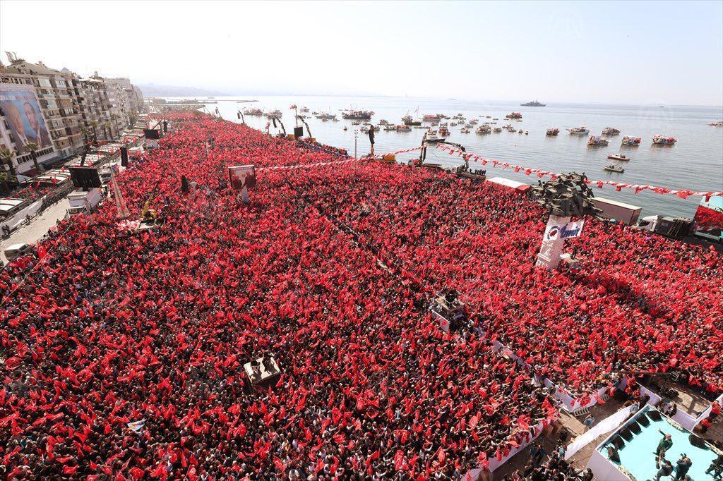 Şengül:Teşekkürler İzmir