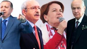 24 Haziran'ı Bilen Şirketten Son Yerel Seçim Anketi Geldi! Ankara ve İstanbul'da Yarış Kafa Kafaya