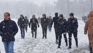 Ardahan Eksi 12:Doğu Anadolu Buz Tuttu