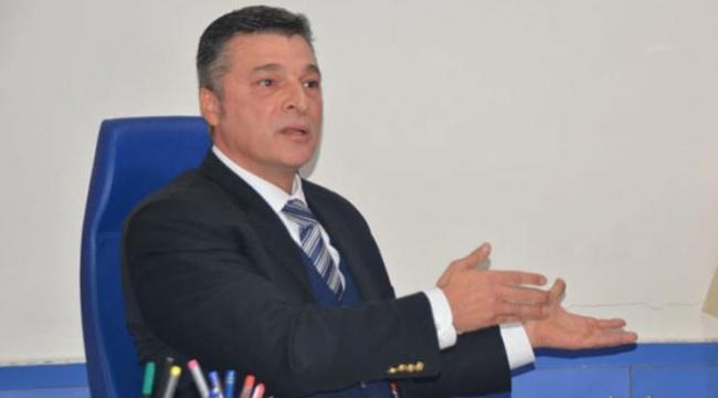 Erdek Belediye Başkanı Hüseyin Sarı görevden alındı