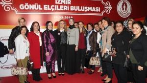 İzmir'in 'Gönül Elçisi'yim