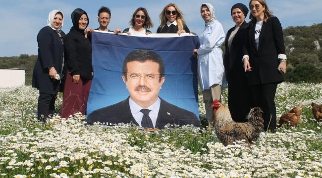 İzmir turizm cenneti olacak