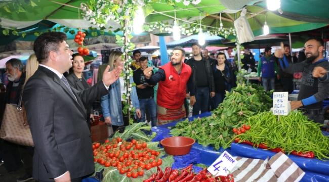 Kılıç'tan AKP'ye tarım salvosu: Ölü taklidi yapıyorlar