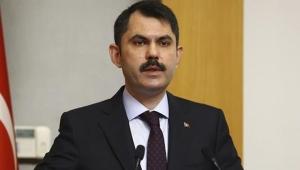 Murat Kurum: 250 bin sosyal konut hedefimiz var