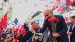"""SOYER: """"İZMİR'DE BELEDİYE ANA DÖNEMİ BAŞLIYOR"""""""