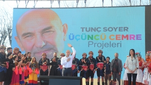 """SOYER: """"İzmir'de Raylı Sistemi İki Kat Artıracağız"""