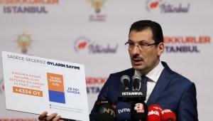 AK Parti'den İstanbul seçim sonuçlarıyla ilgili açıklama