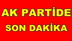 AK Parti'den son dakika