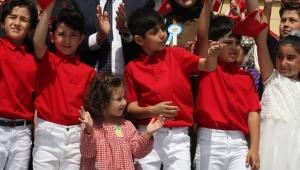 Ak Parti Karşıyaka İlçe Yönetimi'nin Çocuklarının Katkılarıyla 23 Nisan'a Özel Kısa Film