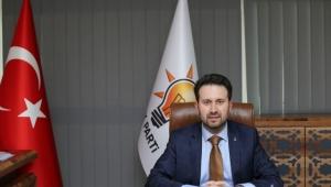 Ak Parti Karşıyaka İlçe Yönetimi'nin Çocuklarının