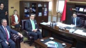Ardahan Belediye Başkanı Faruk Demir Mazbatasını Aldı