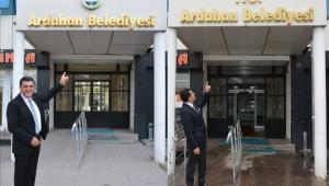 Ardahan Belediyesi TC İbaresine Tekrar Kavuştu