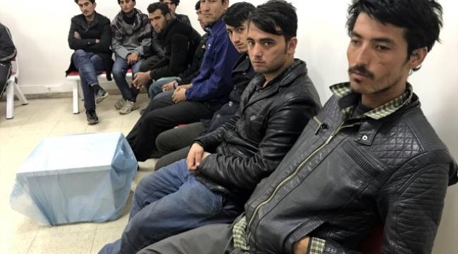 Ardahan'da 22 Göçmen Yakalandı