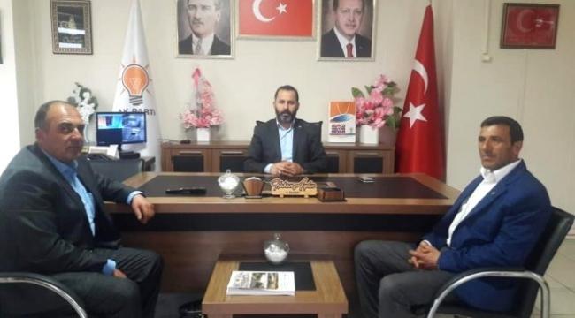 Ardahan'ın Meclis Üyeleri AK Parti'ye Geçti