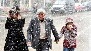 Ardahan ve Kars Kara Teslim! Vatandaşlar Zor Anlar Yaşadı
