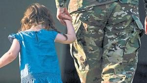 Asker ailesine 2 ayda bir 550 lira