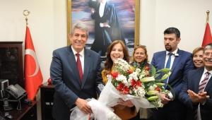 Balçova'da Fatma Çalkaya Dönemi Başladı
