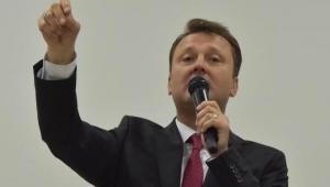 Başkan Aksoy:KAZANIRLARSA CEBİMDEN 5 BİN TL VERECEĞİM