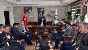 Başkan Demir :Faruk Köksoy'un kasayı sıfırladığına dikkat çekti