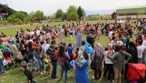 Bayındırlı Çocuklar 23 Nisan'da Doyasıya Eğlendi