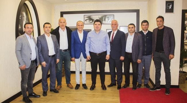 """Buca Belediye Başkanı Erhan Kılıç: """"ESNAF NAMUSUMDUR"""