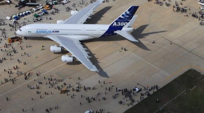 Dünyanın en büyük yolcu uçağı İstanbul Havalimanı'na gelecek