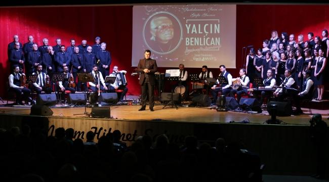 Gaziemir'de özel konser