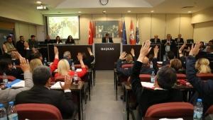 Karşıyaka'da ilk meclis