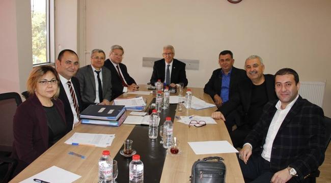 Ödemiş Belediyesi'nde 2019-20204 Döneminin ilk Encümen Toplantısı yapıldı