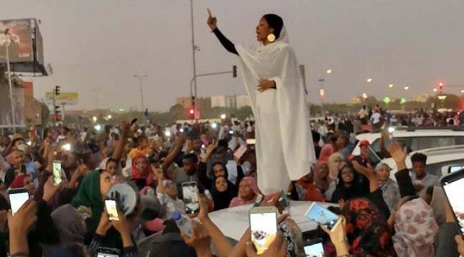 Sudan'ın Gelini' sosyal medyada hızla yayıldı