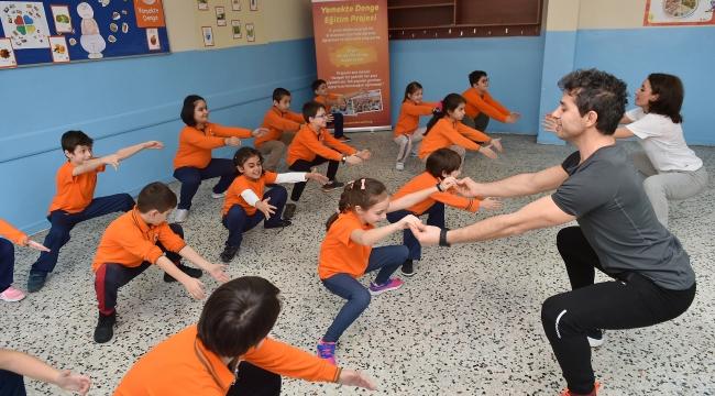 Türkiye'de 4 Çocuktan yalnızca 1'i düzenli fiziksel aktivite yapıyor!