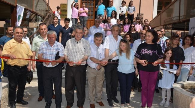 3. Çevre ve Geri Dönüşüm Proje Yarışması Sergisi Açıldı