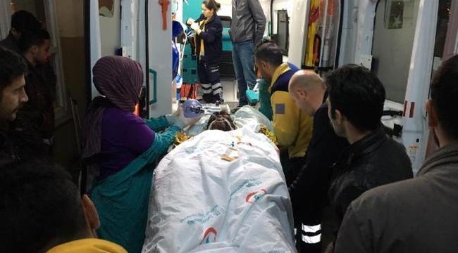 Ardahan'da iftar vakti taş ocağındaki patlamada 4 işçi yaralandı