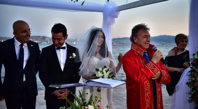 Başkan İduğ nikahta sağlık için söz aldı
