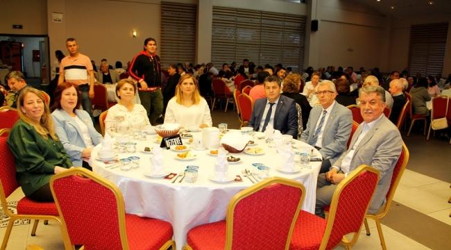 """Başkan Mehmet Eriş """"Biz 99 Kardeşiz"""