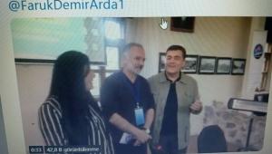 CHP Ardahan belediye Başkanı ile HDP Kars Belediye BaşkanI Türkü Düeti Yaptı!