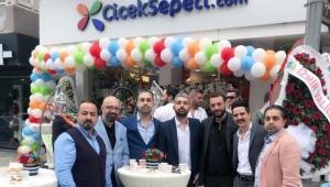 Çiçek Sepeti İzmir'de Mağaza Açtı