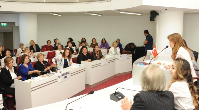 Ege'nin Üretici Kadınlarından Balçova'ya destek