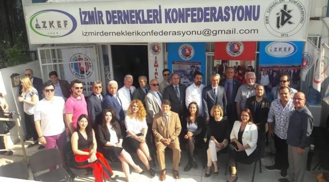 Her şey İzmir ve İzmir'liler için