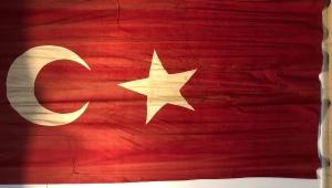 Kurtuluşun Bayrağı Konak'ta Sergilenecek