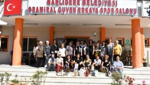 Narlıdere'de en sağlıklı etkinlik