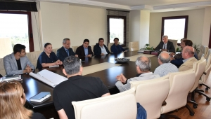 Narlıdere'de Muhtarlar Masası kuruldu