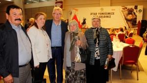 Ödemiş Belediyesi'nden Gaziler ve Şehit Yakınlarına İftar Yemeği